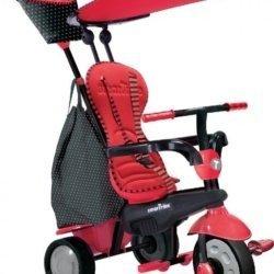 Велосипед Smart Trike 4в1 Glow Red (от 10 месяцев до 3х лет)